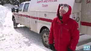 NEW AT 10: Tahoe Nordic Search And Rescue Formed Out Of Tragedy [Video]