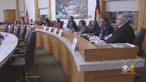 State Lawmakers Continue 'Red Flag Bill' Committee Hearing [Video]
