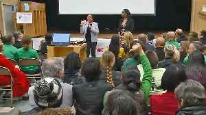 Angry Parents Confront School Officials at Kaiser Elementary in Oakland [Video]