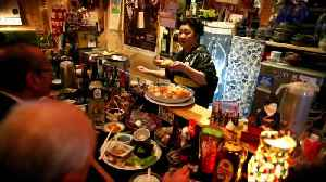 Rugby World Cup: Japanese pub chain at the ready [Video]