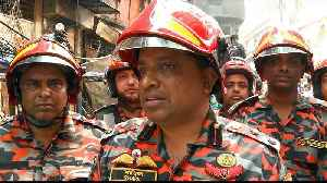 Dhaka fire: Bangladesh calls off rescue operation [Video]