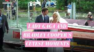 Lady Gaga and Bradley Cooper's cutest moments [Video]