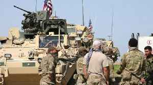 U.S. to leave 200 American troops in Syria after pullout [Video]