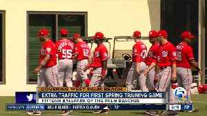 Spring training games begin this weekend across Florida [Video]