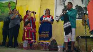 Mexico's indigenous languages at risk of disappearing [Video]
