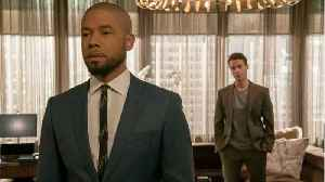 News video: Jussie Smollett Says Sorry To Empire Cast