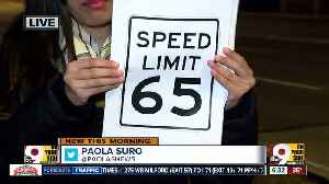 ODOT: Change highway speed limits for weather [Video]