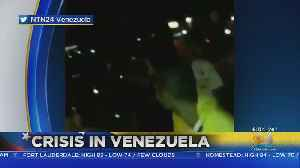 Video Of Violent Clashes In Venezuela [Video]