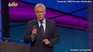 You'll Never Believe Who Alex Trebek 'Nominates' for the Next 'Jeopardy!' Host [Video]