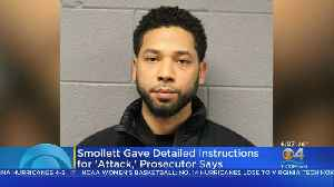 'Empire' Actor Jussie Smollett Back At Work After Being Released On Bond [Video]