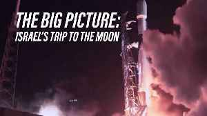 Launch successful: What to expect for an Israeli moon landing [Video]