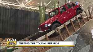 Cleveland Auto show kicks off today [Video]