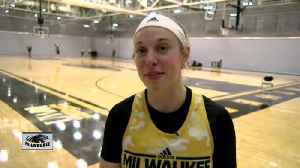 'Special athlete': UW-Milwaukee student McKaela Schmelzer excels at both basketball and soccer [Video]