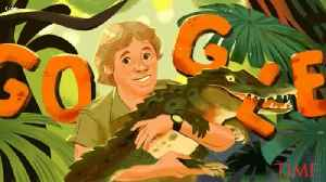 Steve Irwin Would Have Been 57 on Friday. Google Is Honoring Him With a Doodle [Video]