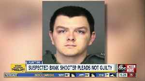 Accused Sebring bank shooter, Zephen Xaver, pleads not guilty [Video]