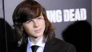 Chandler Riggs Gets Very Candid On Reddit About 'The Walking Dead' Exit [Video]