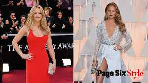 How to strike the perfect Oscars red carpet pose [Video]