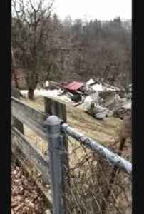 Reporter Update: Landslide Causes House Collapse In Perry North [Video]