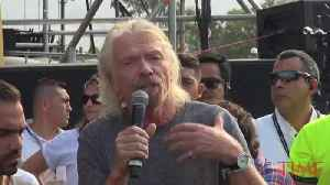 Richard Branson Speaks About Venezuela Aid Concert [Video]