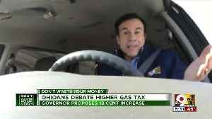 Ohioans Debate Higher Gas Tax [Video]