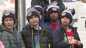 Penn Wynne Elementary Students Learn About Ice Making At LINC [Video]