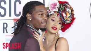 Offset Taking Things 'Slowly' With Cardi B [Video]