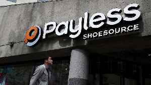 Payless ShoeSource Files for Bankruptcy For the Second Time [Video]