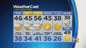 New York Weather: 2/22 Afternoon Forecast [Video]