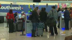 Southwest Flight Delays Reported At BWI After Computer Glitch [Video]