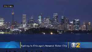 Emanuel: Sydney Is Chicago's Newest Sister City [Video]