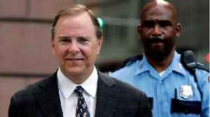 Enron CEO Convicted To 24 Years In Prison In 2006 Once Again A Free Man [Video]