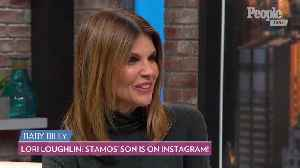 John Stamos' Baby Has His Own Private Instagram — And Lori Loughlin Is Revealing What's on It! [Video]