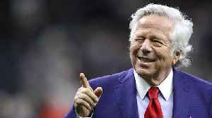 Patriots Owner Robert Kraft Charged With Soliciting Prostitution in Florida [Video]