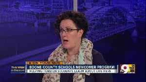 This Week in Cincinnati: Boone Co. newcomer program [Video]