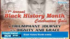 Explore Black History Month with events, exhibits [Video]