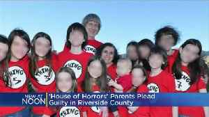 Couple Pleads Guilty To Shocking Torture, Imprisonment Of 13 Children [Video]
