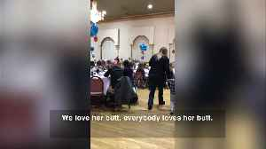 New Video Released of Controversial Cheer Team`s Awards Banquet [Video]