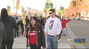 Oakland Teachers Strike Moves Into Day 2 [Video]