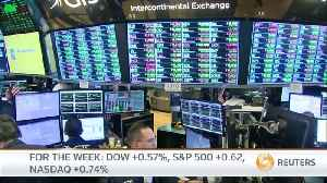 Trade hopes drive Wall Street higher [Video]