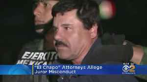 'El Chapo' Wants New Trial [Video]