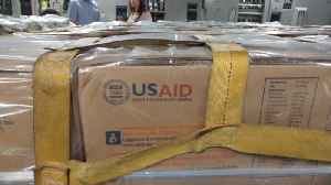 Tensions Rise Over US Aid at Venezuelan Border [Video]