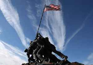 This Day in History: US Flag Raised on Iwo Jima (Saturday, February 22nd) [Video]