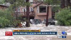 AAA-Being Prepared and Staying Safe During a Flood [Video]