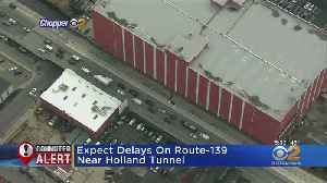 Holland Tunnel Detours Announced In New Jersey [Video]
