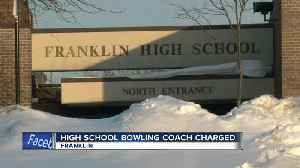Franklin bowling coach charged with sexual assault, stalking [Video]