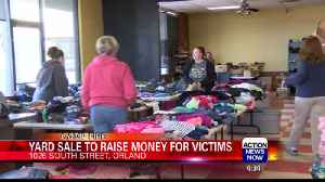 Church holds 3-day yard sale to help Camp Fire victims [Video]