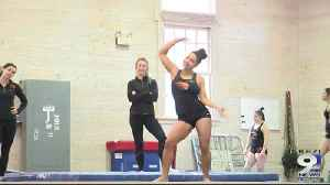 Beaver Gymnasts find confidence in floor routines