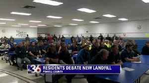 Powell County residents debate building of new landfill [Video]