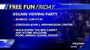 Free Fun Friday for Feb. 22, 2019 [Video]