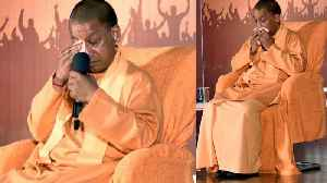 CM Yogi Adityanath gets emotional while talking about Pulwama attack | Oneindia News [Video]